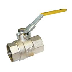 Key Lockable Gas Ball Valves