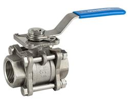 GE Stainless Steel Ball Valves