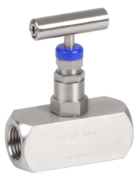 6000psi Rated Needle Valves
