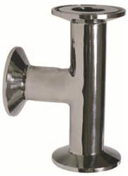 Hygienic | Genebre 2985 | Sanitary Equal Tee Clamp End