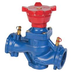 Variable Orifice Balancing Valves Screwed BSPP