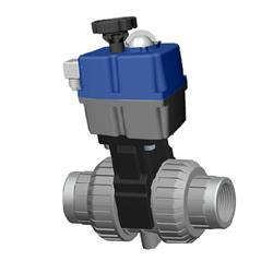 Cepex ABS Electric Actuated Ball Valve