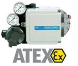 IP8100X4 ATEX Positioner Rotary type