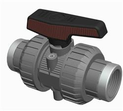 Cepex Extreme Ball Valve CPVC BSP End