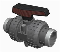 Cepex Extreme Ball Valve UPVC BSP Ends