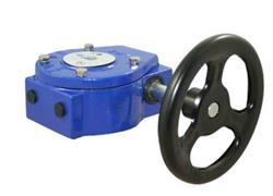 Manual Gearbox for Butterfly Valves