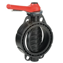 GRPP Wafer Butterfly Valve EPDM