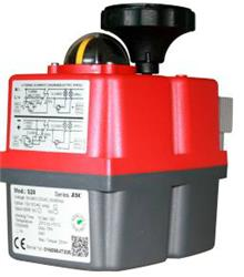 J4CS35 J+J 35Nm Electric Actuator