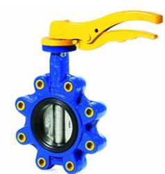 Lugged and Tapped Butterfly Valve NBR