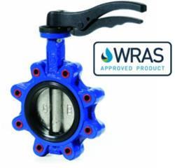 [HIDDEN] Lugged Butterfly Valve