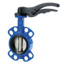 Wafer Butterfly Valve Silicone Liner