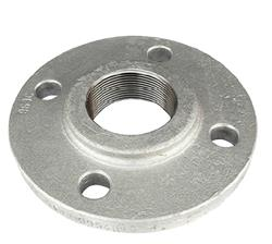 Stainless Steel 316 Flange PN16 x BSPT
