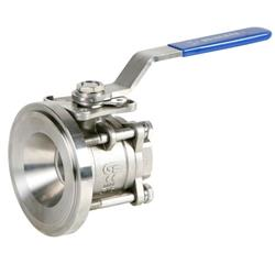 Stainless Steel Ball Valve | Genebre 2052 | Tank Bottom Valve BSP Ends