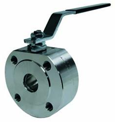 SS Wafer Pattern Ball Valves