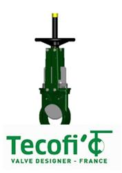 TECOFI Knife Gate Valves
