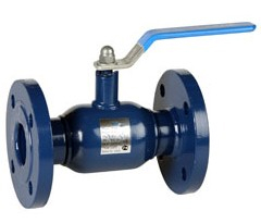 Stainless Steel Ball Valve | Genebre 2036 | All Welded Ball Valves Flanged Ends