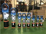 Stafsjo Knife Gate Valves