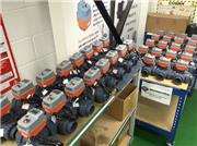 AVA Actuated Valve project for UK OEM