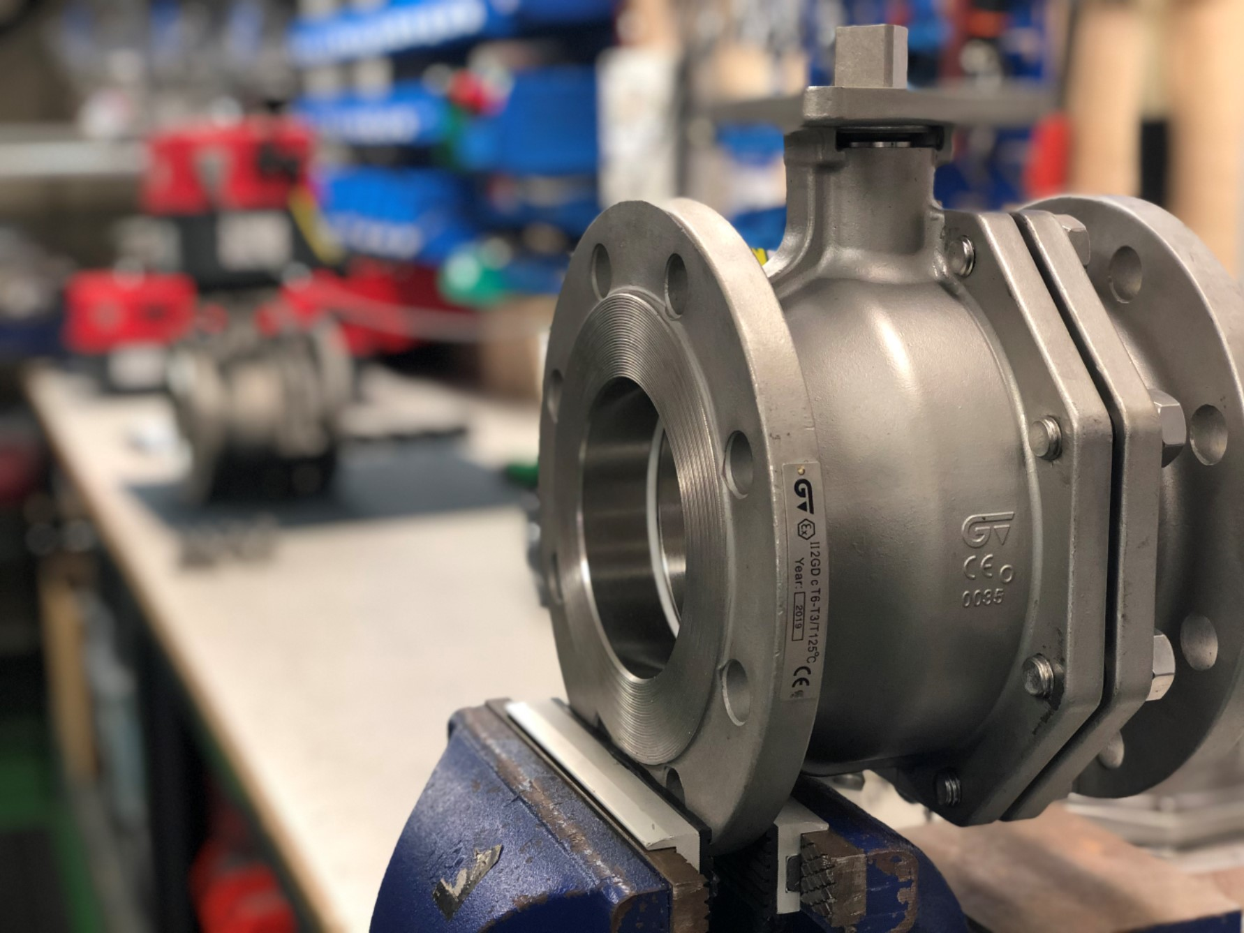 Free Issue Valve Actuation